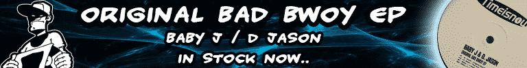 Original Bad Bwoy EP